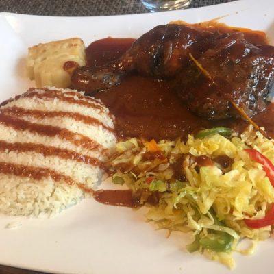 Comie's Caribbean Grill 4