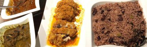 Comie's Caribbean Grill Header
