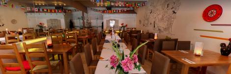 Sebz Restaurant, Gloucester