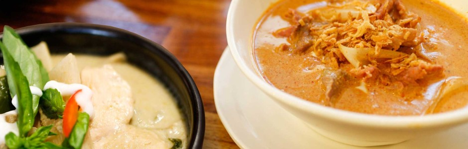 Simply Thai Kitchen Header Image