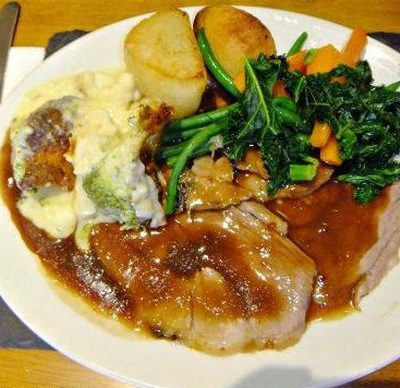 The Edgemoor Inn Food#1