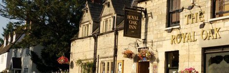 The Royal Oak Header Image