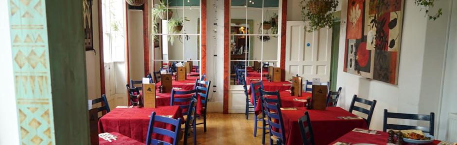 Storyteller Restaurant Cheltenham